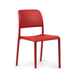 Chaise en resine pour jardin & terrasse Bora Bistrot NARDI