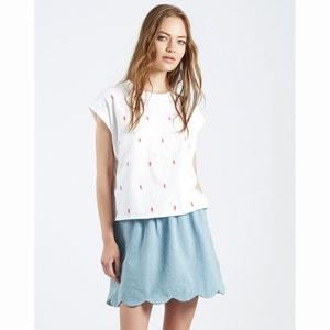 T-shirt Camiseta Blanco Seahorse COMPANIA FANTASTICA