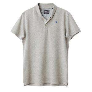 Polo in maglia piqué cotone stretch PETROL INDUSTRIES