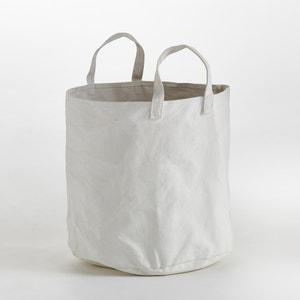 Bolso de lona canvas con revestimiento, modelo pequeño. M. Michielssen Serax AM.PM.