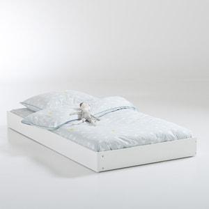 Cajón cama estilo retro vintage para 1 persona Adil