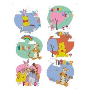 Stickers géant Bébé Winnie l'Ourson Disney WINNIE L'OURSON