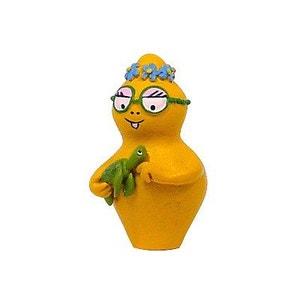 Figurine Barbapapa : Barbotine et sa tortue PLASTOY