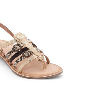 Sandalias de piel Dixmille KICKERS