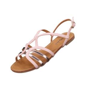 Sandale Lily shoes L221 Rose LEADER MODE