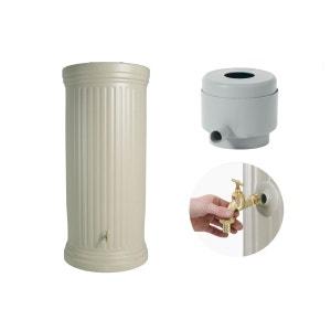 Récupérateur d'eau de pluie Colonne romaine 330 L GARANTIA
