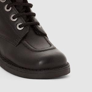 Kick Heat Fur-Lined Ankle Boots KICKERS