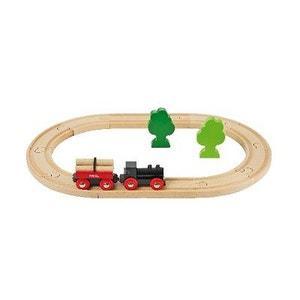 Petit circuit de train en forêt - BRI33042 - BRI33042002 BRIO