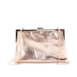 Glossy Minaudiere Clutch Bag MADEMOISELLE R