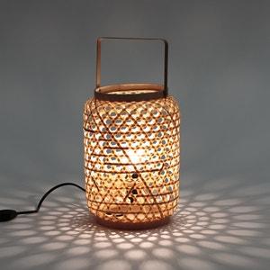 Lamp in bamboe Iska