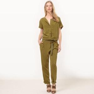 Combinaison pantalon manches courtes R essentiel