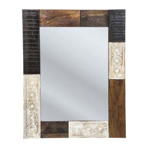 Miroir miroir design sur pied baroque mural la redoute for Spiegel 160x80