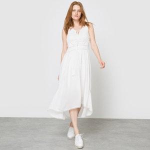 Vestido largo VILA