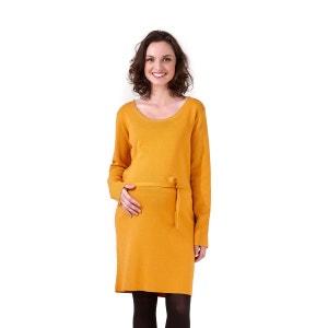 Robe De Grossesse Maille Nair 1 ET 1 FONT 3