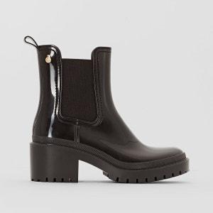 Boots de pluie à talon Aiko LEMON JELLY