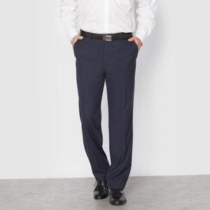 Pantalon de costume sans pinces stretch lg.1 CASTALUNA FOR MEN