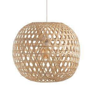 Suspension boule bambou, CORDO La Redoute Interieurs