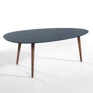 Table basse laqué/noyer L120 cm, Flashback AM.PM.