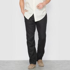 Pantalon pur lin taille élastiquée CASTALUNA FOR MEN