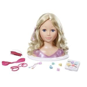 Zapf Creation 824108 Tête à maquiller et à coiffer Baby Born Sister ZAPF CREATION