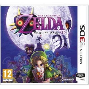 The Legend of Zelda : Majora's Mask 3D 3DS NINTENDO