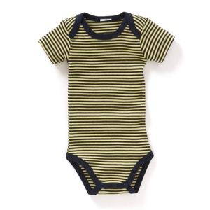 Zestaw body niemowlęcych z bawełny ekologicznej - Oeko Tex La Redoute Collections