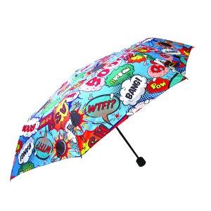 Parapluie Dans l air du temps - Imprimé onomatopées NEYRAT