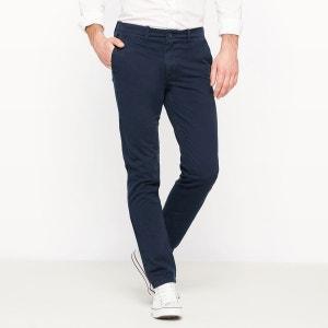 Pantalon chino droit en coton BENETTON