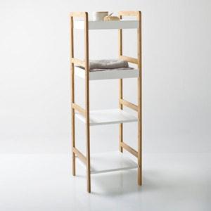 Lindus 4-Shelf Bathroom Unit La Redoute Interieurs
