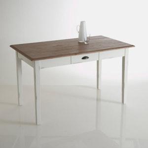 Mesa de cozinha, pinho maciço, 2 a 4 pessoas, Roside La Redoute Interieurs