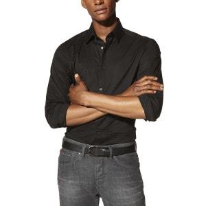 Jasantal 2 Fitted Stretch Poplin Shirt CELIO