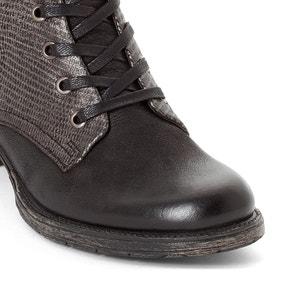 Leren boots Norton MJUS