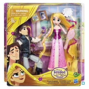 Disney Princesse Raiponce - Raiponce et Eugene Pack de 2 - HASC1750EU40 HASBRO