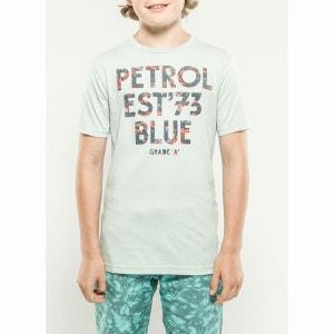 T-shirt imprimé 6-16 ans PETROL INDUSTRIES
