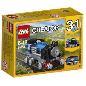 LEGO Creator - Le train express bleu - LEG31054 LEGO