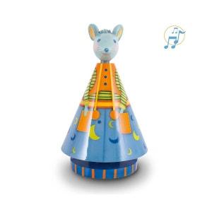 Boîte à musique : Musicole - Souris L OISEAU BATEAU