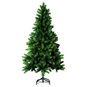 Sapin de Noël artificiel - H. 150 cm - Vert FEERIE CHRISTMAS