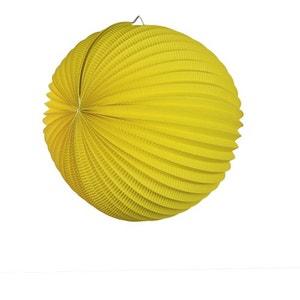 Lampion rond 36 cm Jaune SKYLANTERN