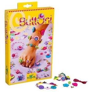 Kit créatif bijoux Creativity : Buttoni TOTUM