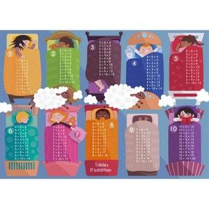 Set De Table Enfant : Tables d'Addition DECOLOOPIO