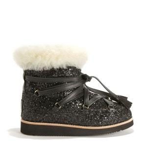 Boots cuir BOBBIES