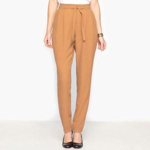 Pantalon, crêpe fluide ANNE WEYBURN