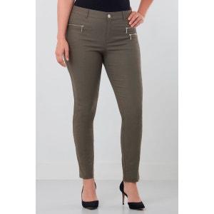 Pantalon à fermetures éclair MS MODE