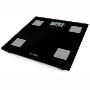 Pèse-personne électronique Fitness One BEG58319BK TERRAILLON