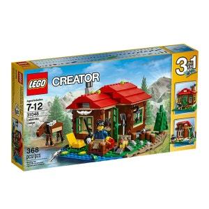 La cabane du bord du lac - LEG31048 LEGO