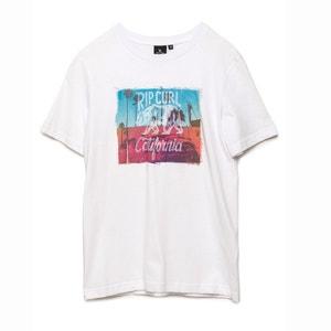 Camiseta con estampado fotográfico 8-16 años RIP CURL