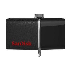 Clé SANDISK ULTRA DUAL DRIVE 3.0 128GB N SANDISK