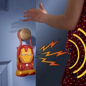 Lampe torche détecteur de mouvement vocal Iron Man DELTA