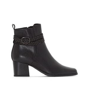 Boots cuir Rebekka TAMARIS