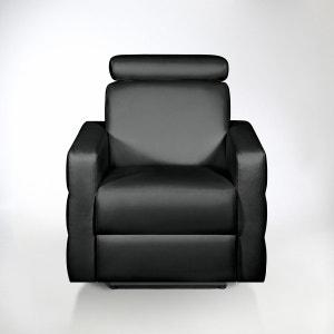 Fauteuil de relaxation électrique cuir, Hyriel La Redoute Interieurs
